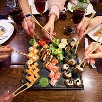 Mistrz sushi w Twoim domu