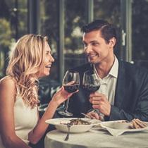 Romantyczna kolacja w Restauracji Hotelu Fryderyk
