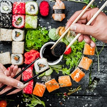 Sushi dla Dwojga