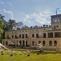 Romantyczny weekend w Pałacu Wierzbiczany