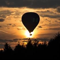 Lot balonem dla dwojga we Włocławku