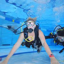 Poznaj nurkowanie na basenie | Jarocin