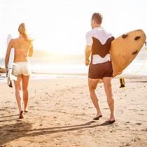 Kurs surfingu dla Dwojga