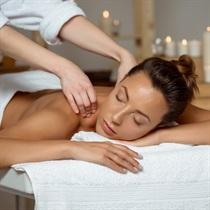 Masaż balijski z masażem głowy i stóp