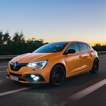 Dzień z Renault Megane RS