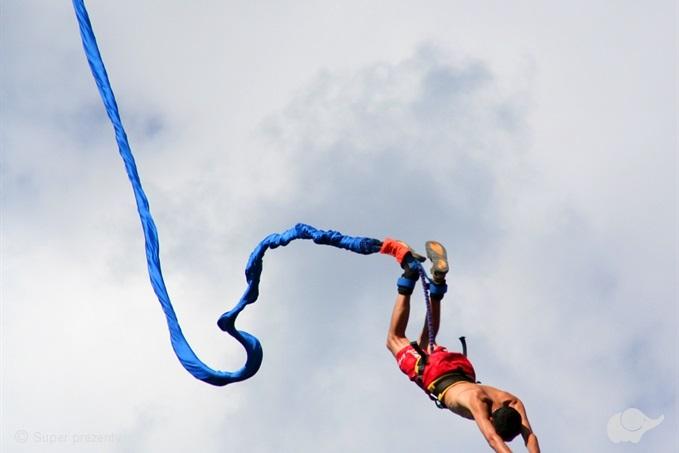 skok na bungee katowice