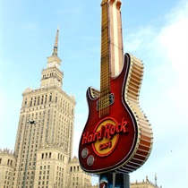 Voucher do Hard Rock Cafe Warszawa