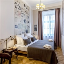 Pobyt dla Dwojga w Scharffenberg Apartments