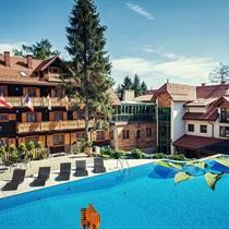 Pobyt w Hotelu Modrzewiówka