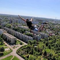 Dream Jump Żyleta - skok z 80m. | Sosnowiec