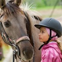 Nauka jazdy konnej dla dzieci