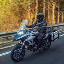 Wypożyczenie motocykla z kufrem
