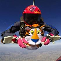 Rodzinny skok spadochronowy z Desantowca z 4200 m