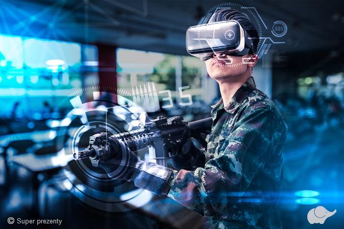 Wirtualna Rzeczywistość - Wielokierunkowa Bieżnia Virtuix Omni