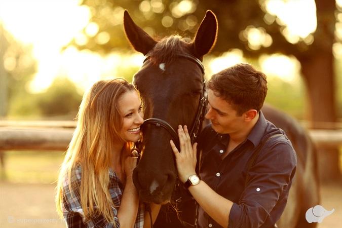 Nauka jazdy konnej dla dwojga