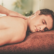 Masaż relaksacyjny dla Niego