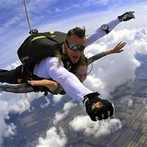 Skok spadochronowy z Desantowca z 4200 m dla Dwojga
