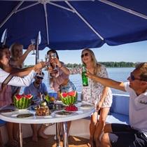 Event Boat z przyjaciółmi | Warszawa