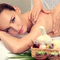 Kojący masaż ciała