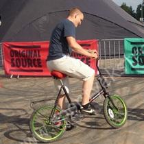 Jazda na rowerze przeciwskrętnym