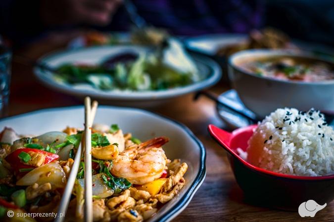 Warsztaty Kuchni Tajskiej