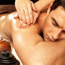 Masaż Balijski + Manicure dla Niego
