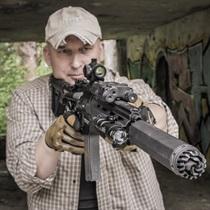 Profesjonalne szkolenie strzeleckie- poziom zaawansowany