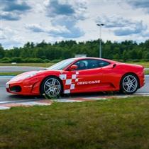 Ferrari F430 vs Ariel Atom   Tor Poznań