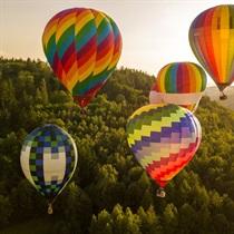Rodzinny Lot Balonem | Wiele Lokalizacji