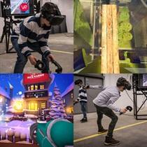 Gra w wirtualnej rzeczywistości VRbox | Wrocław