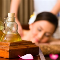 Masaż aromaterapeutyczny | Katowice