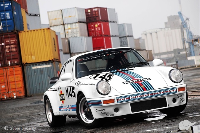 Jazda Porsche 911 G- Model Carrera Cup