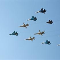 Lot myśliwcem Aero L-39 Albatros
