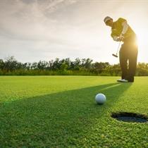 """Golf """"Lekcja Pierwszego Kontaktu"""""""