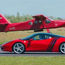 Wszystko - Jazda Ferrari F458 Italia