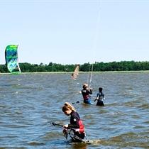 Kurs Kitesurfingu dla grupy | Łeba