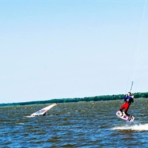 Kurs Kitesurfingu dla dwojga | Łeba