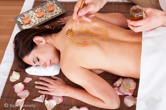 Rosyjski masaż ciała ciepłym miodem   Radom