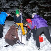 3 dniowy obóz skiturowy dla początkujących | Zakopane