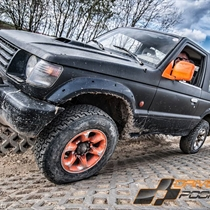 Off-road 4 x 4 Trasa Czarna