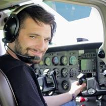 Zostań pilotem - szkolenie i lot