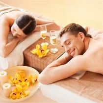 Relaksacyjny Masaż dla Dwojga