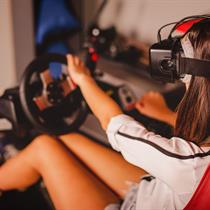 Wirtualny wyścig Formułą 1 | Gliwice