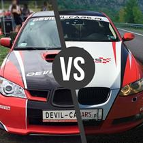 BMW BiTurbo vs Subaru Impreza WRX | Tor Poznań