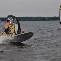Indywidualny kurs Windsurfingu dla dwojga | Łódź