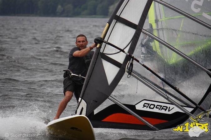 Indywidualna lekcja Windsurfingu dla dwojga | Łódź
