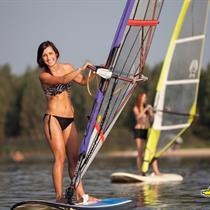 Indywidualna lekcja Windsurfingu | Łódź