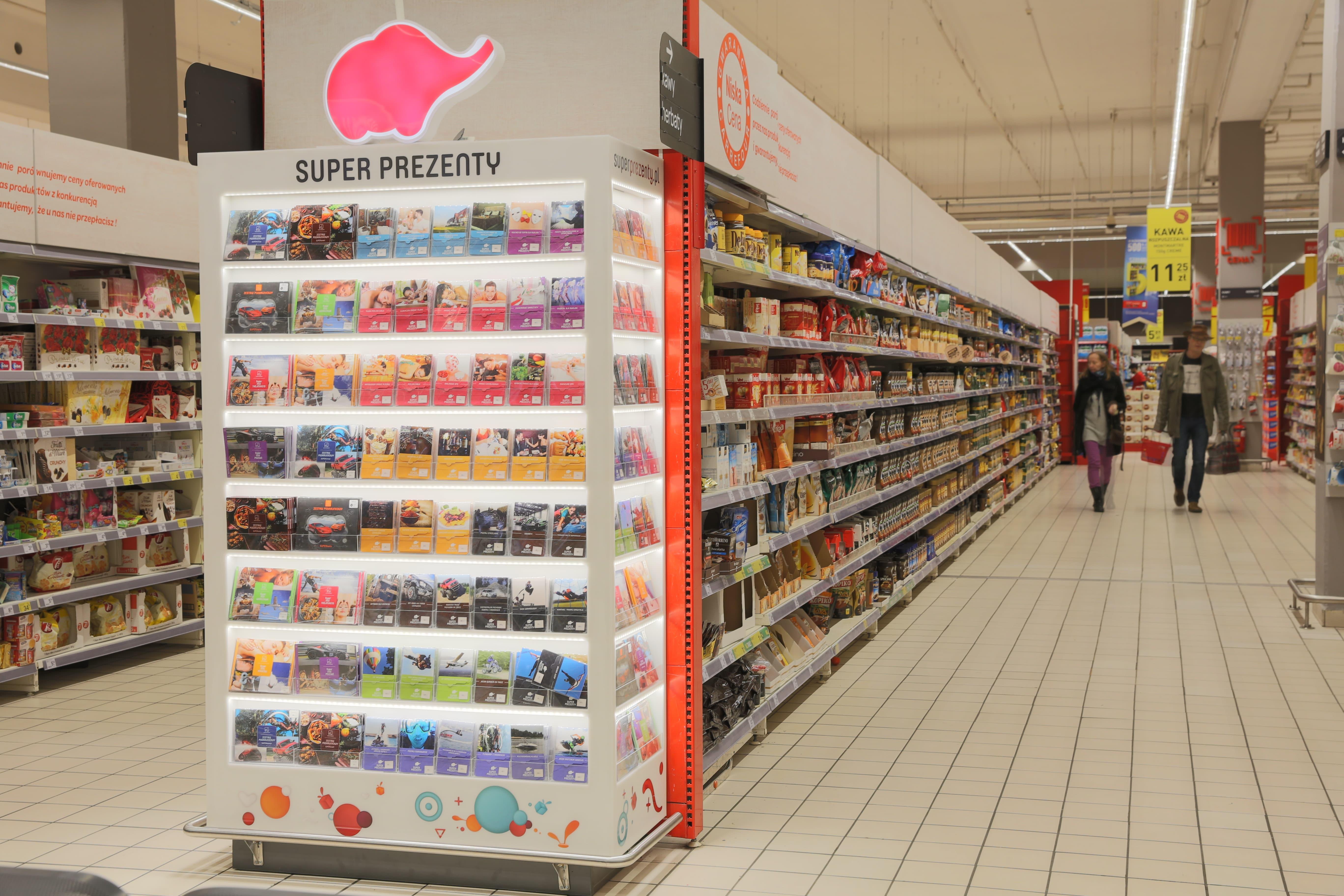 Carrefour Super Prezenty