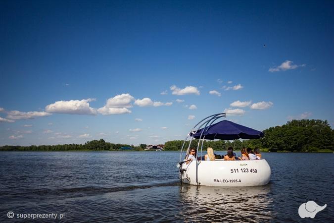 event boat jezioro zegrzyńskie